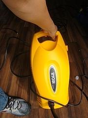 高圧洗浄機 4