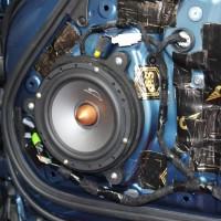 NDロードスター BOSE スピーカー交換 ツイーター交換 デッドニング