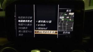 W205 道路標識アシスト コーディング前