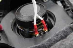W205 ドアスピーカー インアーバッフル セット