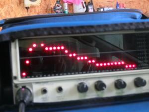 イコライザー調整、音調整、サウンドセッティング、リアルタイムアナライザー、RTA