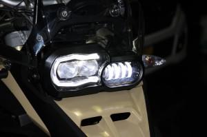 F800GS/F700GS LEDヘッドライト