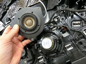 MERCURY M40 ベンツ用スピーカー W205