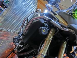 f800gs adventure crash guard touratech ツアラーテック クラッシュガード エンジンガード