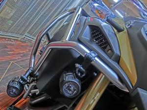 f800gs adventure アドベンチャー crash guard touratech ツアラーテック クラッシュガード エンジンガード