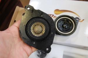 アクセラ 純正BOSE スピーカー交換 音質向上 9スピーカー ボーズサウンド ツイドラー交換 MERCURY