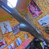 ツイーター埋込 ピラー埋込 シボ加工 シボ塗装 HOT WIRED 名古屋
