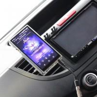 ハイレゾカーオーディオ FIIO DSP HELIX AMAZON MUSIC HD HOT WIRED iPhone