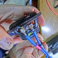 R35 GTR スコーカー交換 Mercury Car Audio M40 ホットワイヤード 名古屋