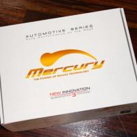 MCR-805 パワードウーハー MERCURY CAR AUDIO ホットワイヤード