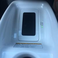 車載 無接点充電 iPhoneホルダ
