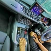 Audi A6 純正BOSEサウンド スピーカー交換