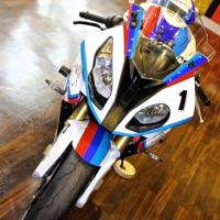 BMW SERVICE RESET S1000RR F800GS R1250GS サービス リセット HOT WIRED 名古屋