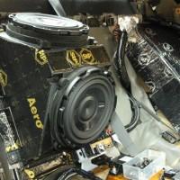 R35 GTR 純正BOSE サブウーハー交換の方法