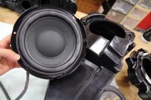AUDI 純正BOSE スピーカー交換 A6 A7 A8 Q5 Q6 Q7 Q8 音質向上 ホットワイヤード HOT WIRED 名古屋