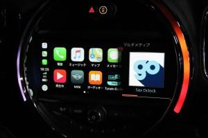 F54 F56 BMW MINI ワイヤレス Apple CarPlay 後付けCarPlay AndroidAuto ミラーリング iPhone iPhone12 WIFI YOUTUBE グーグルマップ YAHOOナビ コーディング 有効化 名古屋 HOT WIRED