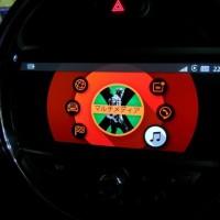 f54 bmw mini CarPlay コーディング 後付け 社外 HOT WIRED 名古屋