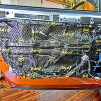R35 GTR BOSEサウンド スピーカー交換 ホットワイヤード 名古屋