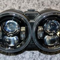 ビューエル BUELL XB LED ヘッドライト カスタム HOT WIRED 名古屋