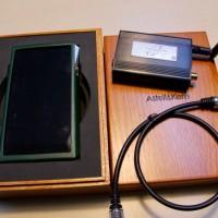 ハイレゾオーディオ用 BT5.0 BLUETOOTHレシーバー ブルーツースオーディオ デジタル出力付き A&K