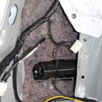 CX-8 BOSE サブウーハー 交換 カーゴスペース フロア デッドニング クオーター 吸音材 断熱材