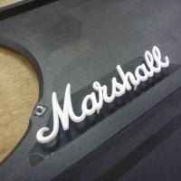 MARSHALL キャビネット クラプトン仕様 補強 スタビライザー オーバーホール 純正ロゴ HOT WIRED 名古屋