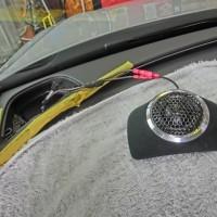 AUDI アウディ A4 A6 A7 ツイーター交換 音質向上 純正BOSEサウンド