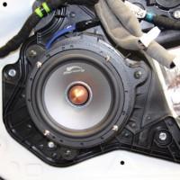 CX-8 マツダ純正BOSEサウンド スピーカー交換 MERUCURY ホットワイヤード 名古屋