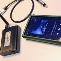 ハイレゾオーディオ用 BT5.0 BLUETOOTHレシーバー ブルーツースオーディオ デジタル出力付き a&k dap