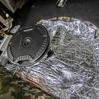 CX-8 BOSE サブウーハー 交換 スペアタイヤ型パワードウーハー スペアタイヤ型 カーゴスペース フロア デッドニング 吸音材 断熱材 HOT WIRED 名古屋