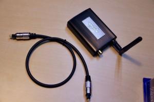 ハイレゾオーディオ用 BT5.0 BLUETOOTHレシーバー ブルーツースオーディオ デジタル出力付き