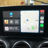 W253 GLC ベンツ CarPlay ANDROIDAUTO mirroring ミラーリング 外部入力 AUX ACTIVATE 有効化 コーディング HOT WIRED 名古屋
