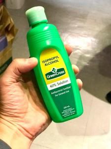 代車の車内の消毒 HOT WIRED ホットワイヤード 名古屋 レンターカー 消毒 外国製消毒液 アルコール消毒 コロナ