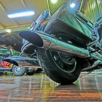 排気音録音 ハイレゾ コンデンサーマイク ZOOM エンジン音 マフラーの音 HOT WIRED 名古屋 HARLEY ハーレーサウンド