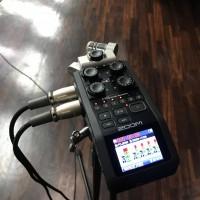 排気音録音 ハイレゾ コンデンサーマイク ZOOM エンジン音 マフラーの音 HOT WIRED 名古屋