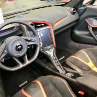 マクラーレン 720S GT スピーカー交換 オーディオ Bowers & Wilkins 名古屋 ホットワイヤード
