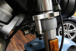 buell ビューエル ステアリングダンパー ステアリングすたびらい steering stabilizer damper xb12s