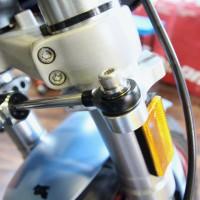 BUELL XB12S XB12R XB9 ステアリングダンパー