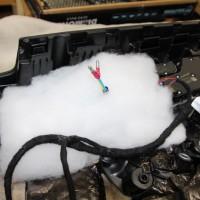 w205 w213 w222 ドアスピーカー交換 インナーバッフル ベンツ専用スピーカーセット ドアスピーカー交換 名古屋 HOT WIRED