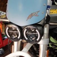 buell xb12s LEDヘッドライト