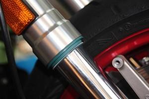 buell xb12s skf フロントフォーク オーバーホール シール交換 リアショック オイル交換 スプリング交換 オイルシール