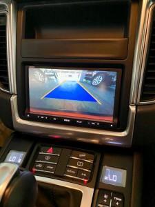 ポルシェ マカン 純正ナビ交換 テスラ 大画面 10インチ 12インチ アンドロイド CarPlay