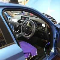 118d F20 BMW 後付け  CarPlay コーディング AndroidAuto ワイヤレス CarPlay 名古屋  HOT WIRED ホットワイヤード