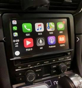 ポルシェ PORSHE PCM3 PCM4 PCM5 PCM6 Apple CarPlay マカン カイエン 911 996 997 パレメーラ HOT WIRED 名古屋 CarPlayイターフェース Apple CarPlayモジュール