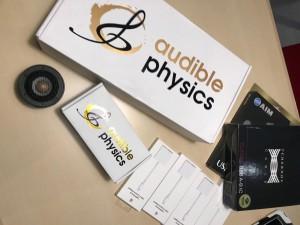 Audible Physics RAM2 RAM2.6 RAM6 オーディブル EMMA ホットワイヤード HOT WIRED 名古屋 カーオーディオ専門店