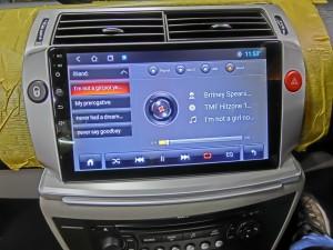 アンドロイドナビ CarPlay AndroidAuto C4 シトロエン マカン ポルシェ HOT WIRED ホットワイヤード アンドロイドヘッドユニット