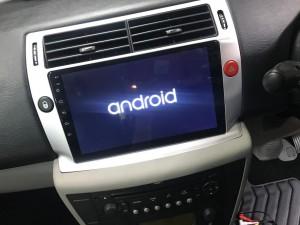 アンドロイドナビ CarPlay AndroidAuto C4 シトロエン マカン ポルシェ