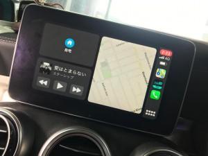w205 w222 cクラス sクラス ntg5.0 CarPlay 後付け カープレイ AndroidAuto HOT WIRED 名古屋