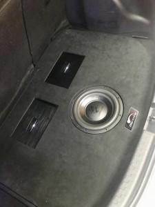 300プレミ サウンドセッティング アンプのゲイン合わせ プロセッサー 音調整 Mercury Car Audio GROUND ZERO ウーハー