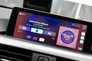 BMW 3シリーズ NTB CarPlay AndroidAuto ミラーリング インターフェース モジュール F30 F31 F34 F36 F80 F82 HOT WIRED 名古屋 ホットワイヤード ワイヤレス カープレイ